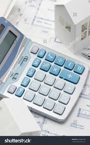calculator house loan calculator house loan stock photo edit now 294026150