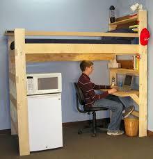 image of modern ikea loft bed with desk source ikea bed desk closet combo thesecretconsul com