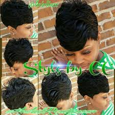 Hairstyles Without Weave Short Quick Weave For Blacks Whencom Image Results Projects