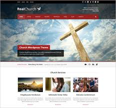Church Website Templates Impressive 28 Church Website Themes Templates Free Premium Templates