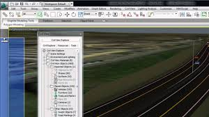 Civil View 3ds Max Design Tutorials Tips Tricks Autodesk 3ds Max Design Civil View Maximizing The Viewport Real Estate