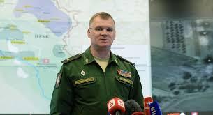 Resultado de imagen para general Igor Konashenkov
