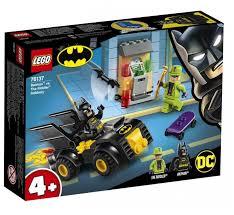<b>Конструктор LEGO</b> DC <b>Super Heroes</b> 76137 Бэтмен и ограбление ...