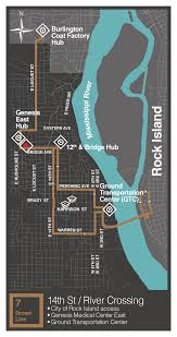 brown line citidbus schedule route map