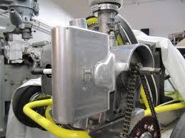 Wb Machining Mechanical Design Inc First Horstman Muffler W B 820 002 Asw R D Machining Inc