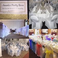 Wedding Chair Cover Hire Wolverhampton