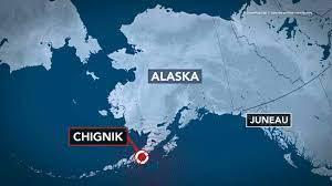 Alaska earthquake: 8.2-magnitude quake ...