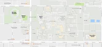 Fresno State University Bulldog Stadium Pt 2 Fresno