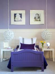 Lavender Bedroom Purple Bedrooms For Your Little Girl Hgtv