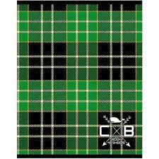 """<b>Тетрадь HATBER</b> """"Шотландка"""" <b>48</b> листов в клетку формат <b>А5</b>, 10 ..."""
