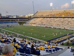 Mountaineer Field Interactive Seating Chart