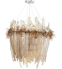 cyan design 07986 thetis 12 light 37 inch chrome and copper chandelier ceiling light large copper chandelier lighting n71