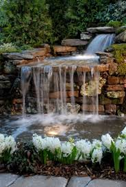 Small Picture 36 Inspiring Waterfall Design Ideas For Your Outdoors Gardenoholic