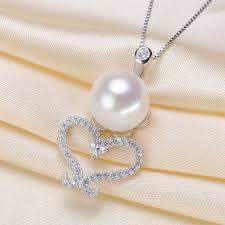 fashion hot whole pearl pendant mountings pendant findings pendant settings jewelry parts ings women