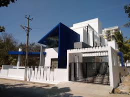 modern villa designs bangalore architect ashwin architects bangalore karnataka india other single family new construction architectural