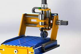 diy 3 axis cnc milling machine s