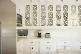 Great Glass Upper Cabinets Glass Front X Panel Kitchen Cabinets View Full  Size
