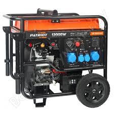 <b>Бензиновый генератор PATRIOT GP</b> 15010ALE 474101810 ...