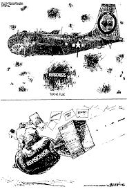 com hiroshima and nagasaki after years cartoons on hiroshima revisionism