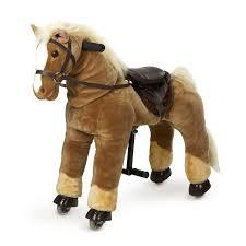 best riding horse toy photos  – blue maize