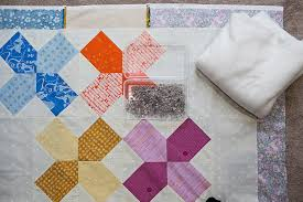 How to Pin Baste a Quilt   WeAllSew & Basting Tutorial - Materials Adamdwight.com