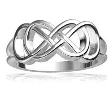 infinity ring series. double infinity ring. one day i\u0027ll eventually get one. has ring series