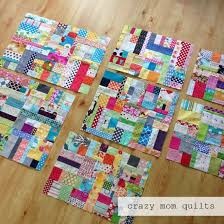 157 best Quilts I would love to make images on Pinterest & crazy mom quilts: scrap vortex QAL week 4 Adamdwight.com