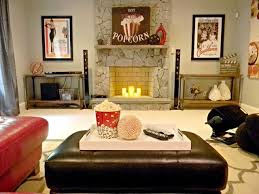 movie theater living room. movie theater themed basement installed! living room