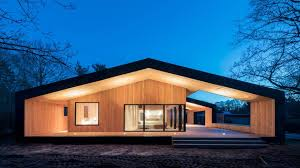 summer house lighting. Oversized Roof Shelters Terraces On Either Side Of CEBRA\u0027s Danish Summer House Lighting G
