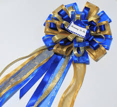 Blue And Gold Baby Shower Decorations Royal Prince Baby Shower Decorations Prince Corsage Royal