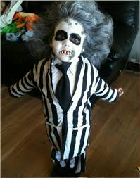 Special Horrible Halloween Costumes For Kids (26)