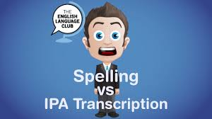 The following explanations and exercises will help you learn both the spelling and pronunciation of the 26. Spelling Vs Ipa Transcription Youtube