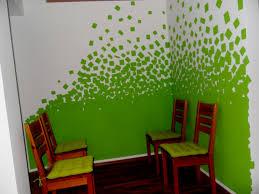 Wand Streichen Bunt Im Chevron Muster Diy Eule Youtube Galerie Wande