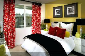 Red Black White Bedroom Red And Black Bedroom Curtains Red And Black ...