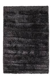 Teppich Arte Espina Hochflorteppich Grace Shaggy Anthrazit 200cm X 290cm