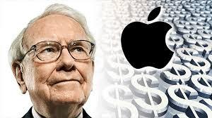 Latest: Warren Buffett's Berkshire Hatheway Buy Another $12.4 million Apple Shares.