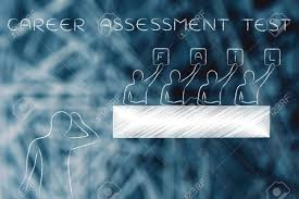 Career Assessment Test Free Career Assessment Test Judges Showing The Word Fail Instead