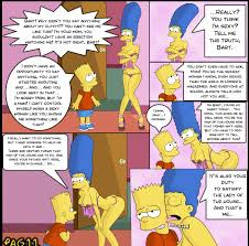 Simpsons The Sin s Son porn comix