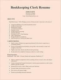 Bookkeeping Resume Examples Bookkeeping Resume Sample Savebtsaco 12