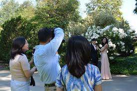photo essay senior prom photos quarter claireisbold parents of wilson xu and diana jian snap photos of the couple