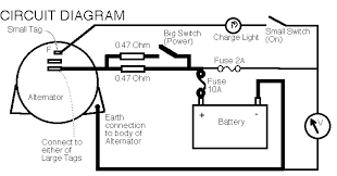automatic car battery charger schematic diagram images alternator and racing cycle generator