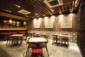 Indonesian Table Setting Halal Restaurants In Singapore Muis Certified Indochili