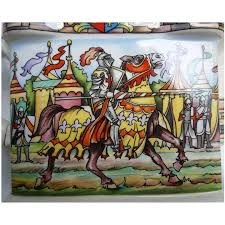 king arthur s court at camelot and sir lancelot knight of the round table sadler teapot