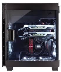 carbide series® clear 600c inverse atx full tower case find a retailer