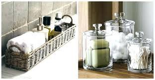 bathroom canisters bathroom canister sets glass bathroom canisters bathroom canisters bathroom canisters ideas