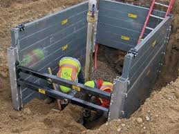 Image result for count on aluminum shoring trench boxes for smaller projects