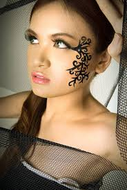face beautiful face painting designs