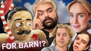 NORGE reagerer til John Dillermand og dansk PENIS BARNE-TV! - YouTube