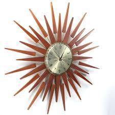 george nelson clock ball replica replacement parts sunburst