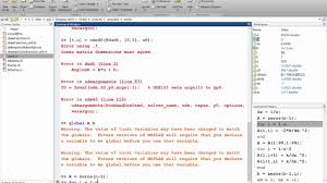 lecture 02 part 5 finite difference for heat equation matlab demo 2016 numerical methods for pde